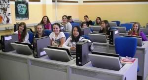 bloggiornalismo 2.0 Scuola Media G. Segantini Asso, 2014